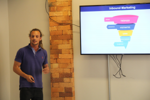 Franco Zanette, da a.b.seed Ventures, falou sobre Inbound Marketing e Growth Hacking na ACE Sales & Marketing Week